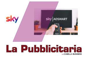 Sky AdSmart La Pubblicitaria
